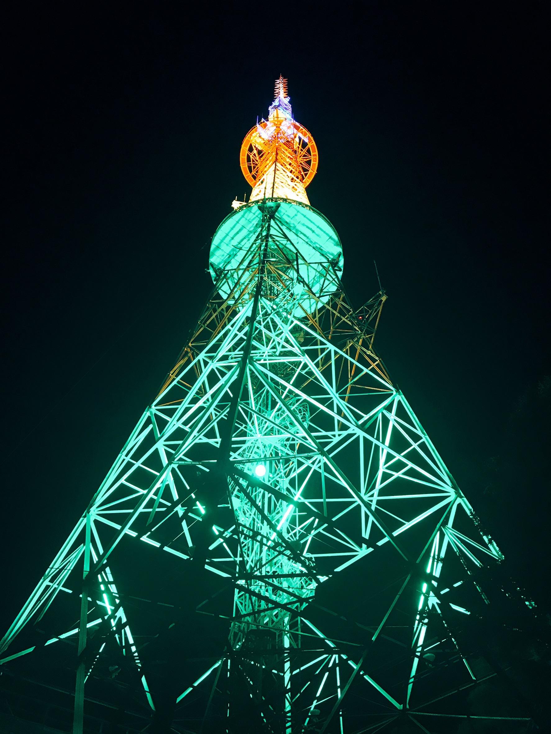 東北放送電波塔