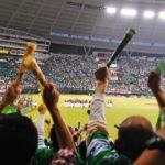 東京ドーム・野球観戦