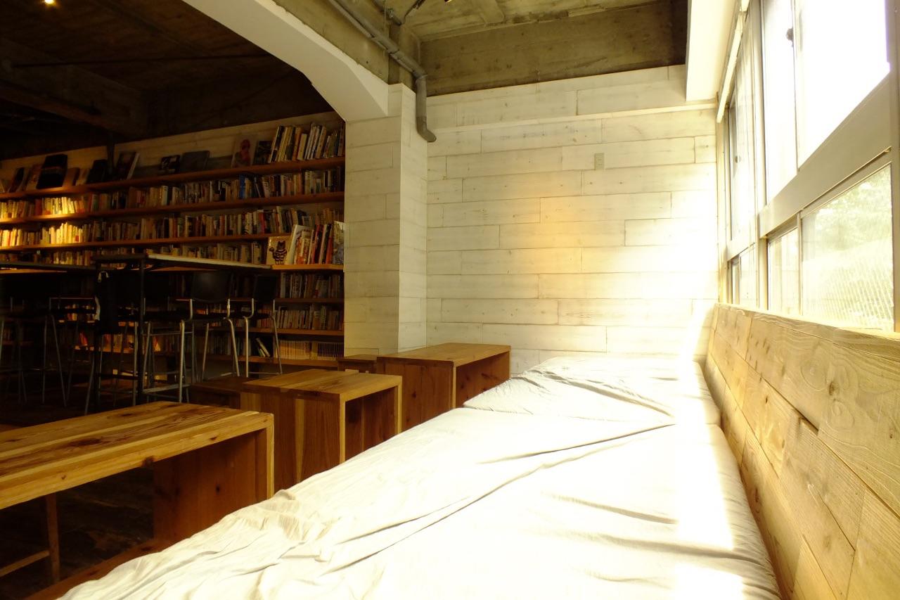 森の図書室こだわりポイント