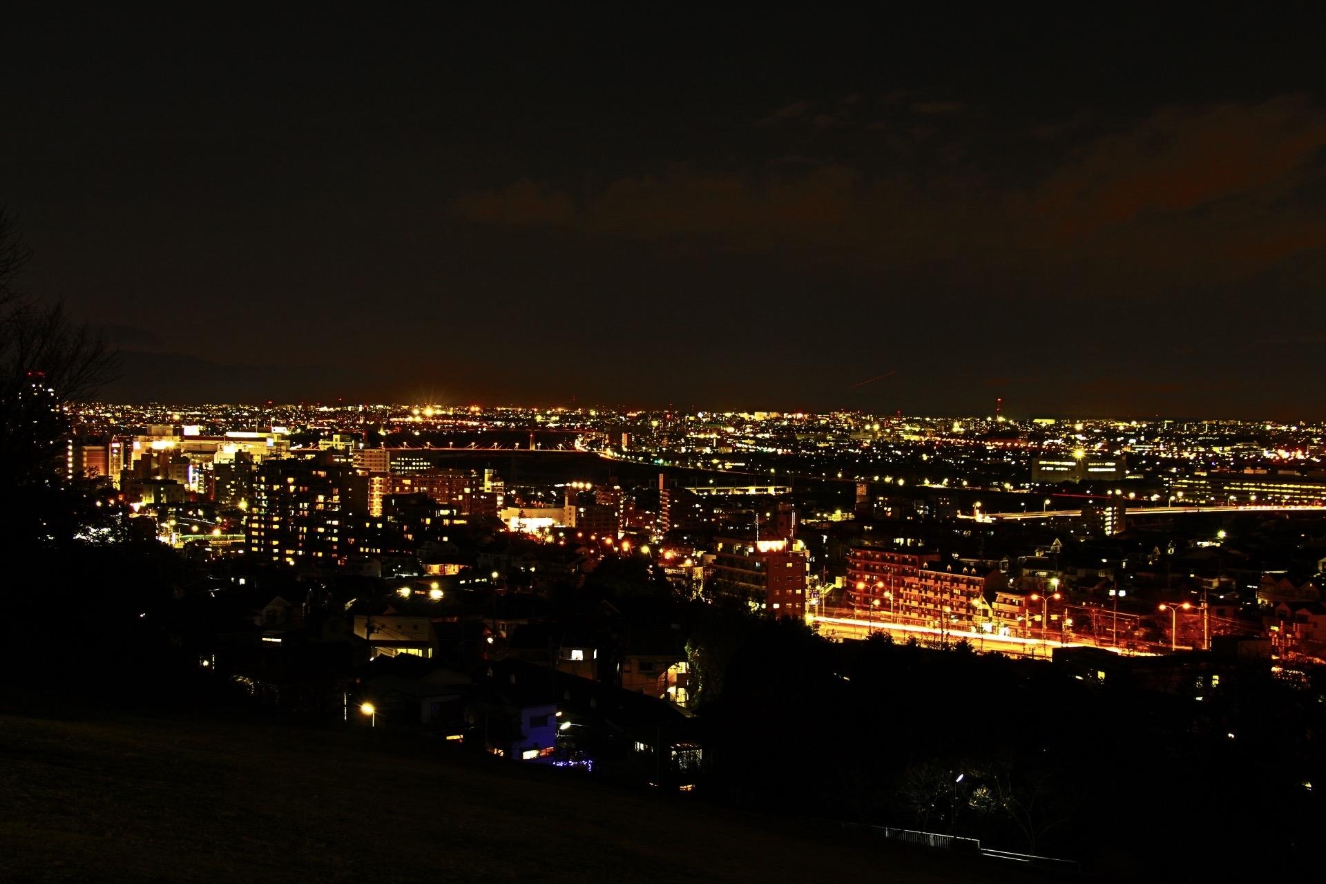 夕日の丘公園